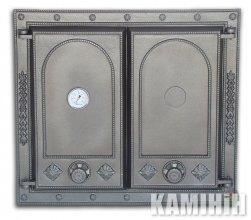 Cast iron door DW7T
