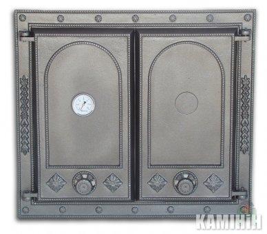 Дверцята чавунні DW7T