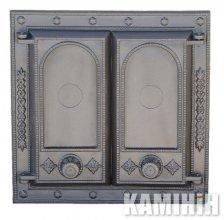 Дверцята чавунні DW8