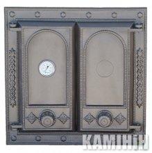 Дверцята чавунні DW8T
