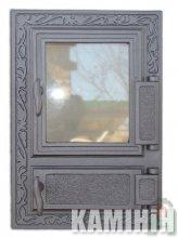 Дверцята чавунні FPM2