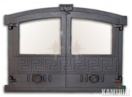Дверцята чавунні GRECJA 3