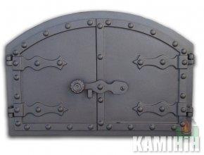 Дверцята чавунні HUNGARY 1