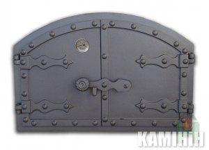 Дверцята чавунні HUNGARY 2
