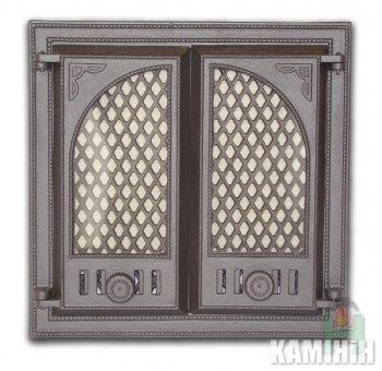 Дверцята чавунні LITWA1