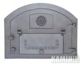Дверцята чавунні PIZZA 2