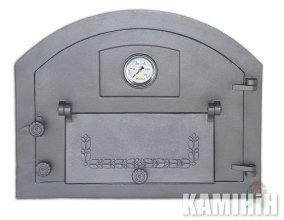 Дверцята чавунні PIZZA 2T