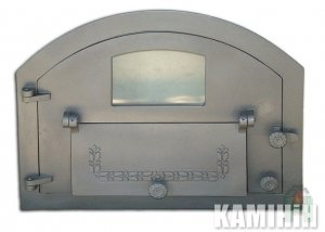 Дверцята чавунні PIZZA 3