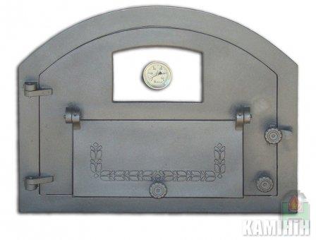 Дверцята чавунні PIZZA 3T