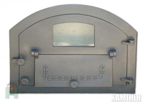 Дверцята чавунні PIZZA 4
