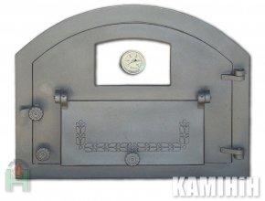 Дверцята чавунні PIZZA 4T