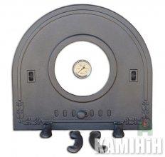 Door cast iron PIZZA 6T