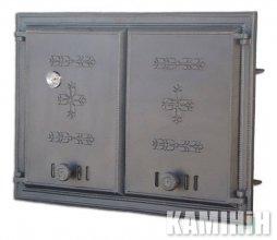 Cast iron door DCHP2