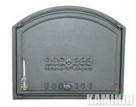 Cast iron door DCHS2