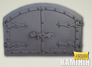 Дверцята чавунні GRECJA1