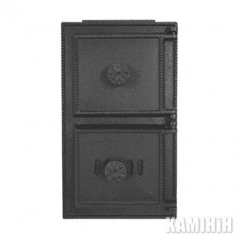 Пічні дверцята Pisla HTT 135