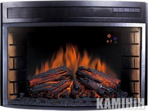 The Royal Flame electric fireplace Panoramic 25 LED FX