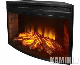The Royal Flame electric fireplace Panoramic 33 LED FX