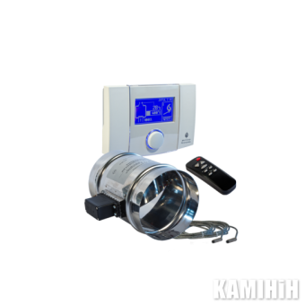 Автоматика для камінів з водяним контуром ERS 02