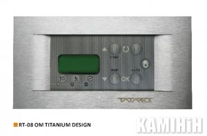 Електронний регулятор RT-08 SAC 100/125/150 mm