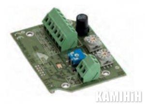 Електронний регулятор швидкості оборотів вмонтований в корпусі насадки