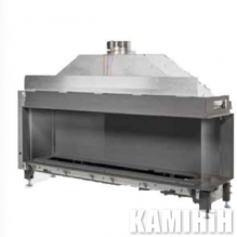 Газовый камин Kalfire G125/37C L/R