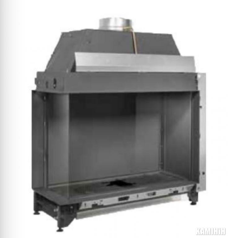 Газовий камін Kalfire GP 80/55C L/R