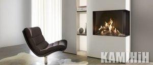 Газовий камін Kalfire GP 65/55C L/R
