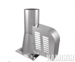 Генератор тяги дымохода GCK150CH-B-K-ML c квадр. подст. (с открытием)