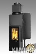 Fireplace insert Iwona Pellets FELIX AIR LONG 10 kW
