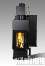 Fireplace insert Iwona Pellets FELIX AQUA 13 kW