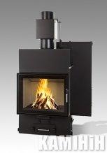 Fireplace insert Iwona Pellets LOUIS AQUA 15 Kw