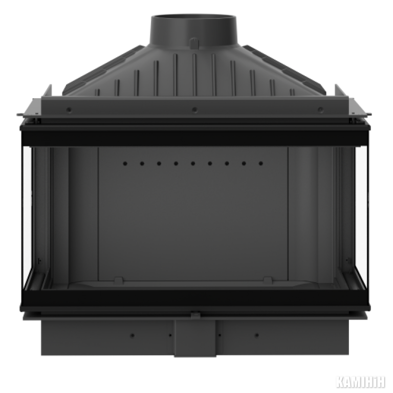 Камінна топка KFD ECO iMAX 7 3F standard з шибером