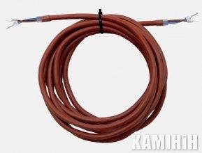 Кабель - дверной датчик - силикон, 4m, 180°C /Рег250/