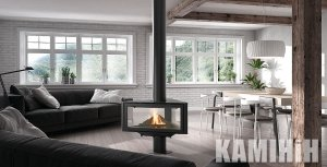 Fireplace Rocal Born