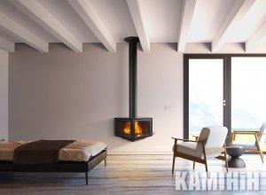 Дизайнерский камин Rocal Vertex