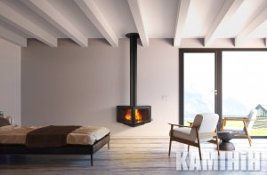 Fireplace Rocal Vertex