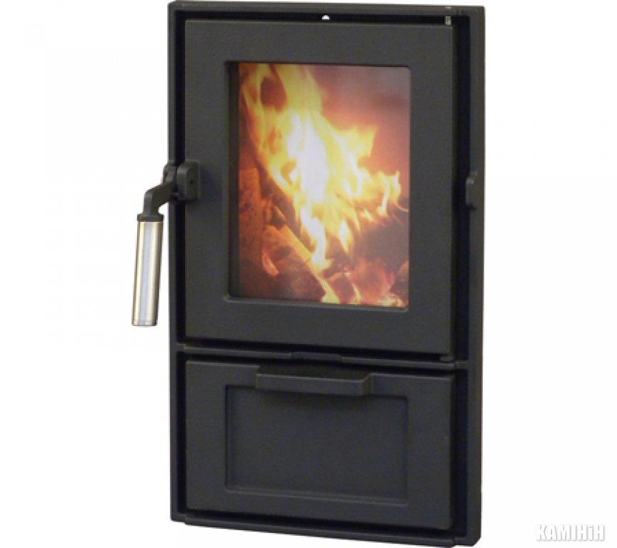 Пічні дверцята Pisla HTT 436 (герметичні, контроль тяги повітря)