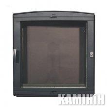 Камінні дверцята Pisla HTT 501 (герметичні, контроль тяги повітря)