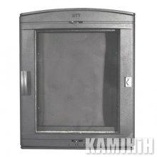 Камінні дверцята Pisla HTT 526 (герметичні, контроль тяги повітря)
