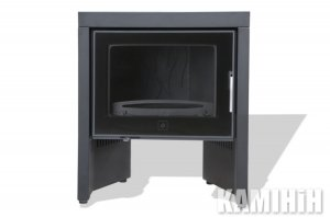 Камінна піч Perfect White/Black 10 kW