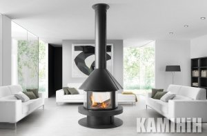 Fireplace stove Rocal Gala