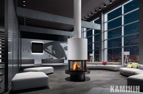 Fireplace stove Rocal Prune