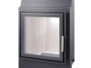 A furnace Aquador Blok 522 door with screen printing