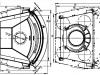 Камінна топка Austroflamm 65x57 KR