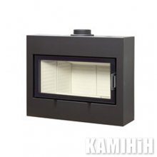 The fireplace insert Austroflamm 75x39 K twist & turn