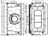 Камінна топка Austroflamm 80x64 S 2.0