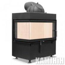 Камінна топка Hoxter ECKA 70/40/38N з чавунним куполом