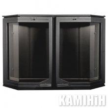 Камінні дверцята Pisla HTT 520 (герметичні, контроль тяги повітря)