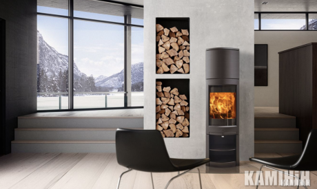 Печь-камин Jotul F 360 High Top series